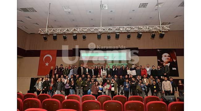 BESYO öğrencilerinden 24 Kasım etkinliği