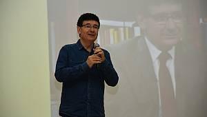 Eğitimci-Yazar Süleyman Beledioğlu Öğrencilerle Buluştu