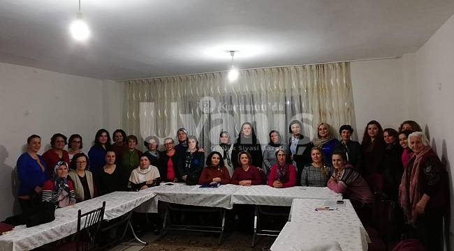 Ermenek Belediyesi Kadın Meclisi 6. Dönemin İlk Toplantısını Yaptı