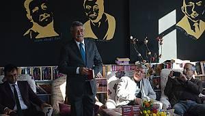 Gazeteci-Yazar Osman Nuri Koçak Yeni Kitabını Tanıttı