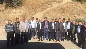 İl Genel Meclisinden Köy Ziyaretleri