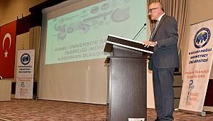 Kamu, Üniversite, Sanayi İşbirliği Karaman Buluşması Gerçekleştirildi
