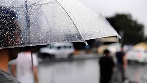Karaman'a Yağış Geliyor Sıcaklık Düşüyor!