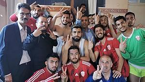 Karaman Belediyespor'da Yüzler Gülüyor: 3-2