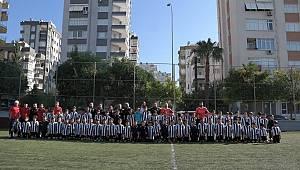 Karaman Beşiktaş Futbol Okulu 2. Oldu