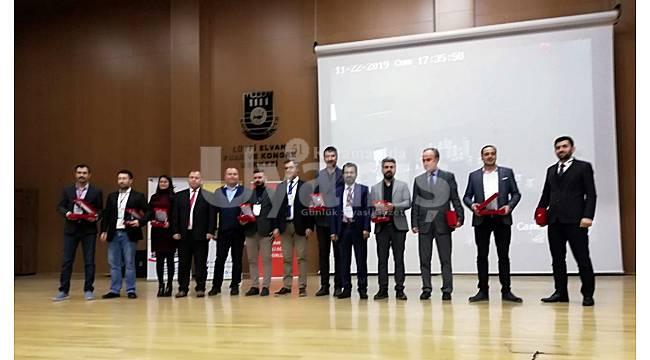Karaman'da, Globalden Yerele Eğitim Uygulamaları Zirvesi Yapıldı