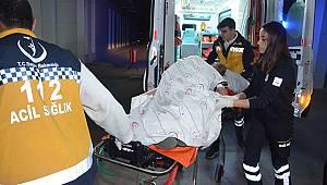 Karaman'da veli tartıştığı servis şoförünü silahla yaraladı