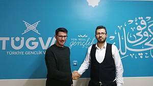 Karaman'ın Ayrancı İlçesine Yeni TÜGVA İlçe Temsilcisi Atandı