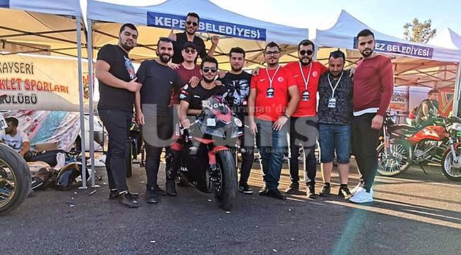 Karamanlı Yarış Pilotu Türkiye Şampiyonu Oldu