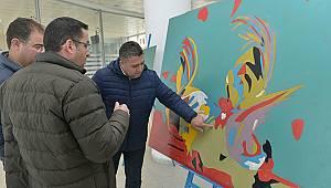 KMÜ'de Sanat Faaliyetleri Devam Ediyor