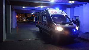 Kolunu makinaya kaptıran işçi ağır yaralandı