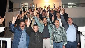 MHP Teşkilatı'nın Yollarbaşı Köy Ziyareti