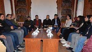 Nalıncılar Kültür Evi sohbetleri devam ediyor