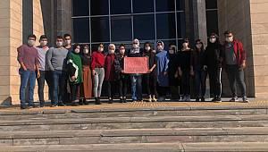 Öğrenciler Lösemiye Dikkat Çekti