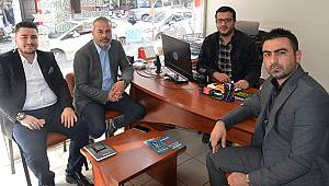 Özel Karaman Hastanesi'nden Gazetemize Ziyaret