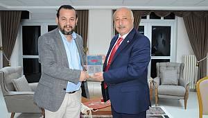 Prof. Dr. Akgül, Batman'da Rektörler Toplantısına Katıldı