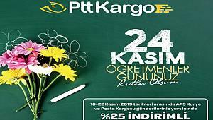 PTT'den öğretmenlere özel kargoda %25 indirim kampanyası