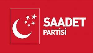 Saadet Partisi'nden olağan kongreye davet