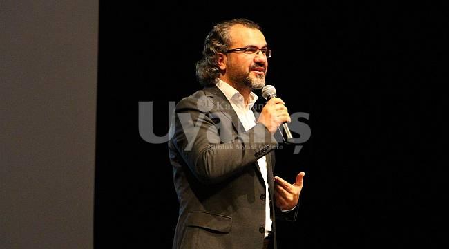 Sıtkı Aslanhan, Kariyer Planlaması Konferansı İçin Karaman'a Geliyor