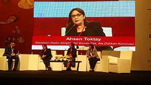 Toktay, Kayseri Gastronomi Çalıştayı'na Katıldı