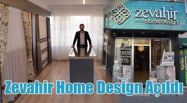 Zevahir Home Design Açıldı