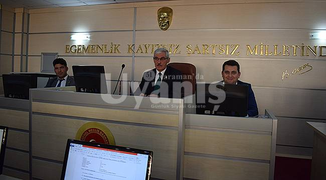 İl Genel Meclisi 2019'un Son Toplantılarına Başladı