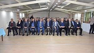 Karaman Ticaret Borsası İstişare Toplantısına Katıldı