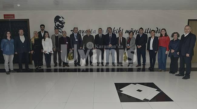 KMÜ'de Fedek Değerlendirme Süreci Başladı