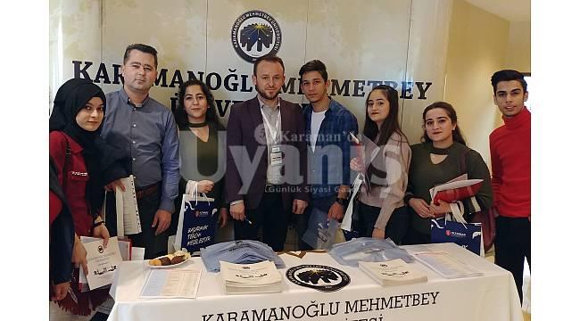 Mersin ve Adana'da KMÜ'ye yoğun ilgi