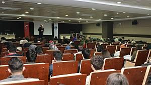 Öğrencilere iş sağlığı ve güvenliği eğitimi