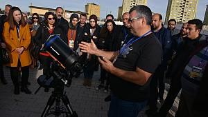 Öğretmenlere En Uzun Gecede Astro Bilgi Semineri