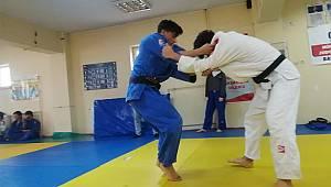 Okul Sporları Judo Müsabakaları Nefes Kesti