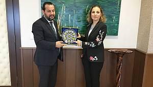 Rektör Akgül'den Düzce Üniversitesine Ziyaret