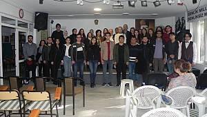 Timsel Karabekir Öğrencilerle Buluştu