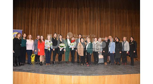 Türk Kadınına Seçme ve Seçilme Hakkı verilmesi semineri