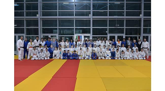 Uluslararası spor buluşması sona erdi