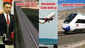Ünver Karaman'ın Merakla Beklediği Projelerde Son Durumu Sordu, Bakanlık Ne Dedi?