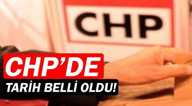 CHP Karaman İl Kongresi 15 Şubat'ta