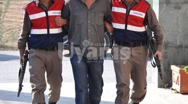 Jandarma ekipleri mazot hırsızını yakalandı
