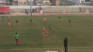 Karaman Belediyespor 4-0 Çumra Belediyespor