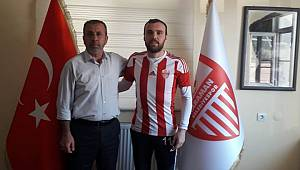 Karaman Belediyespor'dan transfer