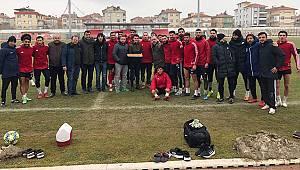 Karaman Belediyespor Liderlik Maçına Çıkıyor