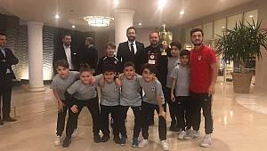 Karaman Beşiktaş Futbol Okulu Şampiyon Oldu