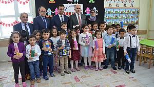 Karaman'da 49 Bin Öğrencinin Karne Sevinci