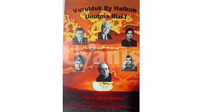 Karaman'da Demokrasi Şehitleri Anma Programı Düzenlenecek