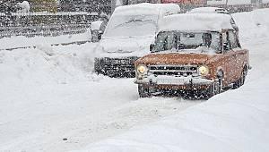 Karaman'da Kuvvetli Kar Yağışı Bekleniyor