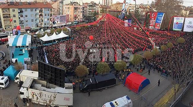 Karaman'da miting alanı ve yürüyüş güzergahları belirlendi
