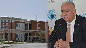 Karaman Devlet Hastanesi Tarihinde Bir İlki Yaşadı