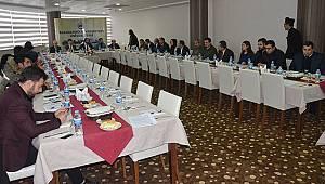 KMÜ'de 2. Basın Çalıştayı Düzenlendi