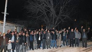 MHP Karaman Teşkilatı'nın Gülkaya köy ziyareti